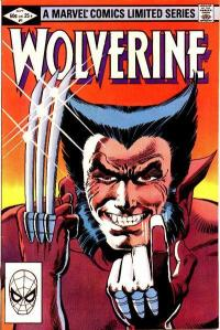 Wolverine Limited Series #1 (1982)